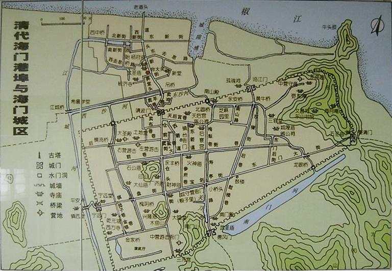 台州温岭到仙居地图
